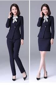 Đồng phục công sở nữ trẻ trung